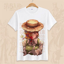 d79759c8197a1 Cosplay costume Identity V T-Shirt Multi-style Short Sleeve Shirts for Women  Men