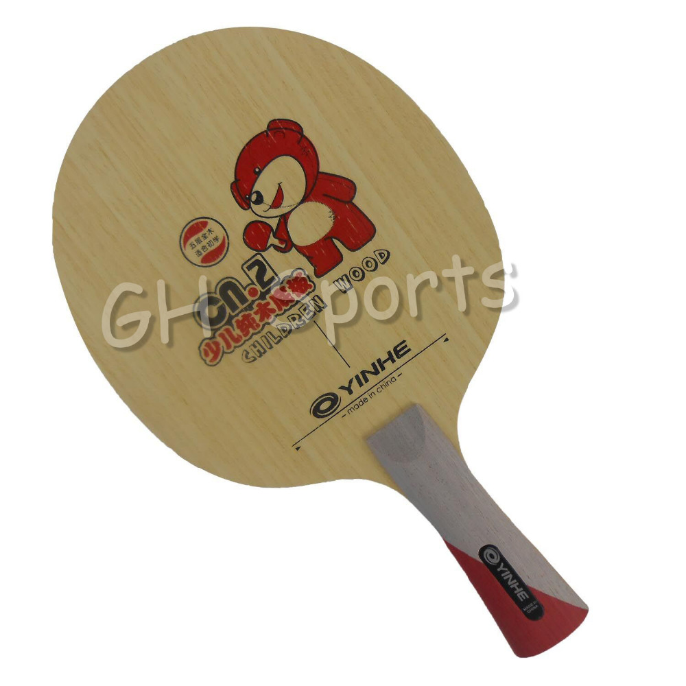 Galaxy Milky Way Yinhe CN.2 CN 2 CN-2 CN2 Training For Children Table Tennis Blade For Ping Pong Racket