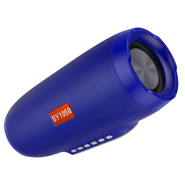 Portable Lightweight Plastic Wireless Bluetooth Speaker