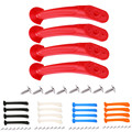5 Colors 4pcs/lot Syma X8 X8C X8W X8G 2.4G 4CH 6-Axis RC Quadcopter Drone Spare Parts Landing Gears Landing Skids