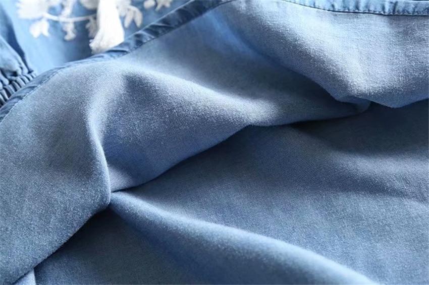 Women discount Blouse Jeans 20