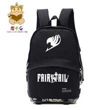 Fairy Tail Bag School Backpack