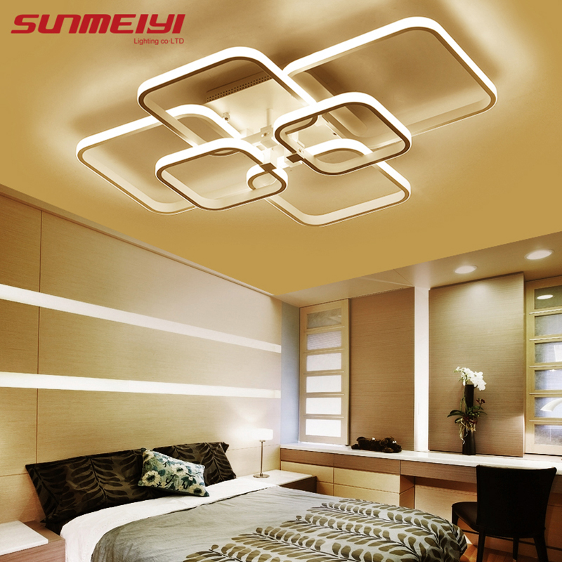 2018 New Modern Led Acrylic Ceiling Lights Fixture