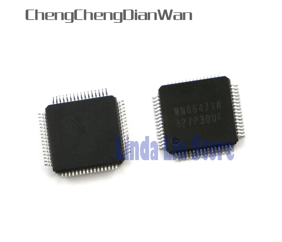 100% Original NEW For HDMI IC MN86471A video IC For PS4 display IC games console 5pcs/lot