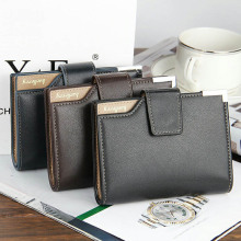 Handy Luxury Short Leather Wallet