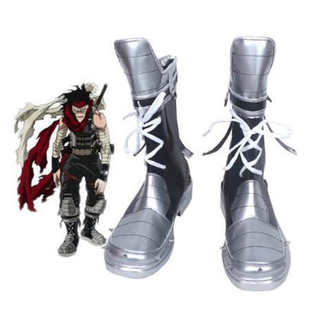 My Hero Academia Boku no Hero Academia Hero Killer Stain Chizome Akaguro Cosplay Boots Shoes Halloween Party Shoes Accessories