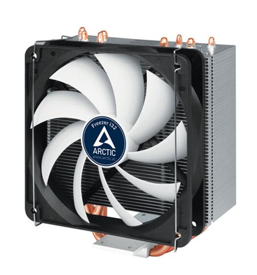 ARCTIC Freezer i32 PC Intel Processor Heat Sink Fan CPU Radiator Fan Cooling Fan Cooler Fan LGA 1155 1156 2011 1150 купить недорого в Москве