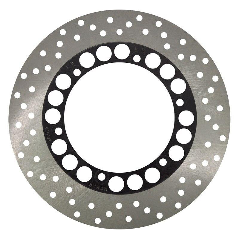 LOPOR Rear Brake Disc Rotor Fit For XP500 T-Max500 RD350 RZ350 FZ400 FZX750 XV750 XJ900 FZR1000 BT1100 XV1100 XJR1300 XT600 NEW billet rear hub carriers for losi 5ive t