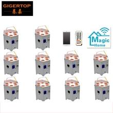 Batteria RGBAW fabbrica 10