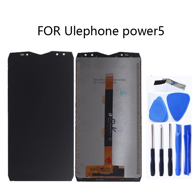 """Image 5 - 6.0"""" Original Display for Ulefone power 5 LCD+Touch Screen Component Digitizer Replacement for Ulefone power 5 Screen Repair Kit-in Mobile Phone LCD Screens from Cellphones & Telecommunications"""