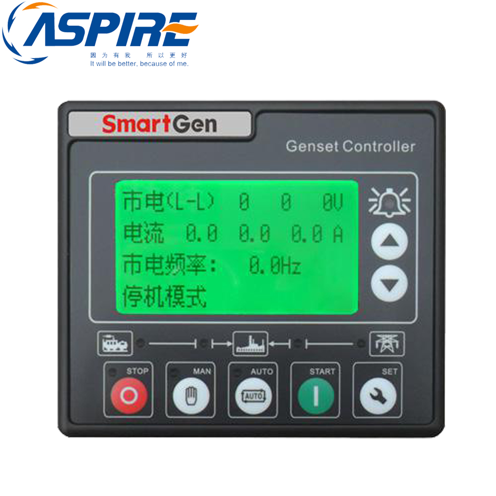 Genset Generator Controller HGM420 Automatic Engine Control ModuleGenset Generator Controller HGM420 Automatic Engine Control Module