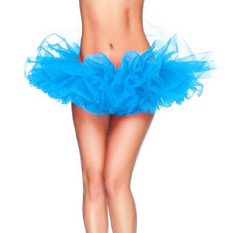 2015 baru berkualitas tinggi wanita seksi Mini rok Tutu mewah, - Pakaian Wanita - Foto 5
