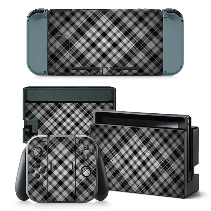 Free Drop Shipping Chic Vinyl Cover Decal Skin Sticker for nd switch