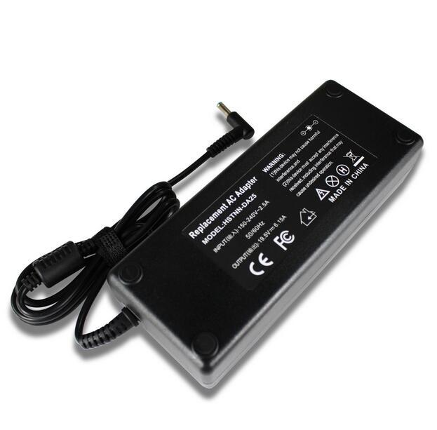 19.5V 6.15A 120w AC Power Adapter Charger for HP 15-j013tx j015tx 17-j106tx HSTNN-DA25 HSTNN-CA25 710415-001