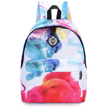 2016 обратно мешок Школьные сумки для продажи мешок девушка дорожная сумка для ноутбука граффити печати рюкзак для подростков все для школы