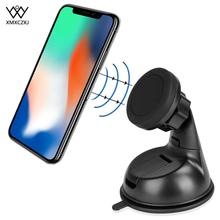 Auto Magnet Universal Mobile Phone Car Suction Cup Mount Holder For iPhone 3G iPhone 4/4s iPhone 5 Smartphone Desk Stand Holder 180 degree rotation holder mount w h01 suction cup for iphone 4 4s black