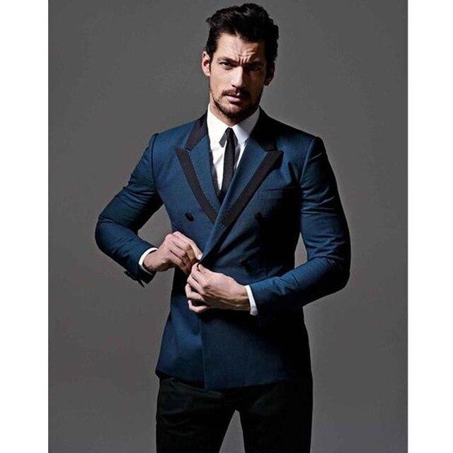 145ccc05b549 Trajes de chaqueta hombre azul – Chaquetas de hombre y mujer 2019