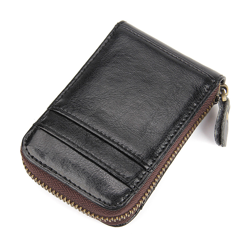 Fashion Men/'s Leather Wallet Bifold Purse Pocket ID Credit Card Holder R