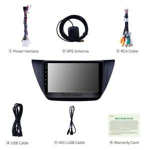 Image 4 - Seicane 9 بوصة أندرويد 10.0 سيارة مشغل وسائط متعددة لتحديد المواقع لميتسوبيشي لانسر IX 2006 2007 2010 مع واي فاي Carplay بلوتوث USB