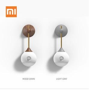 Image 3 - Xiaomi Mijia Sothing Nacht Licht Smart Sensor Tragbare Infrarot Induktion USB Lade Abnehmbare Nacht Lampe Xiaomi Smart Home