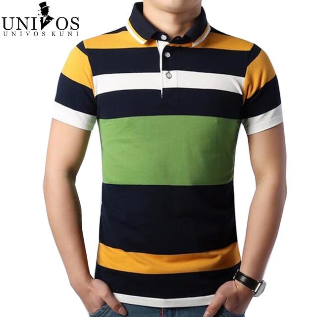 Мужчины Рубашки Поло Летние Рубашки Поло с Длинным Рукавом Случайные 2016 Тис Мода мужская Поло Homme Рубашки Camisa Мужской Z2379
