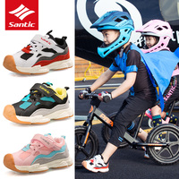 Santic دراجة أطفال الدراجات الأحذية المهنية الطفل التوازن الدراجات أحذية الأطفال الشرائح موازن دراجة أحذية السلامة
