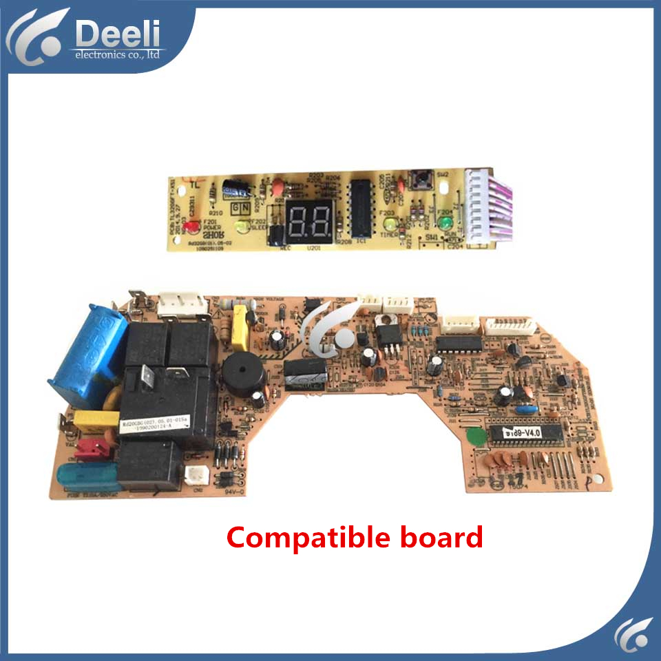 100% tested for air conditioning motherboard board computer board TL32GGFTH09-KZ (HB)-1 circuit board used digital coating thickness gauge 1 micron 0 1300 fe nfe car paint film auto gy910 digital thickness tester meter english russian