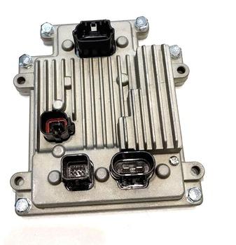 Elektryczny układ kierowniczy EPS sterownik ECU dla CF moto CF800 X8 800cc X5 CF500 500cc CF moto 800 części atv tanie i dobre opinie motorsll 0 8kg controller 8inch 12inch steel