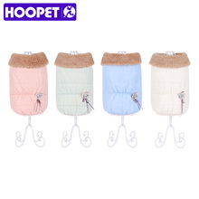 Jacket Coat Puppy Dogs HOOPET Chihuahua for Winter Clothing Cotton Warm Thickening-Product