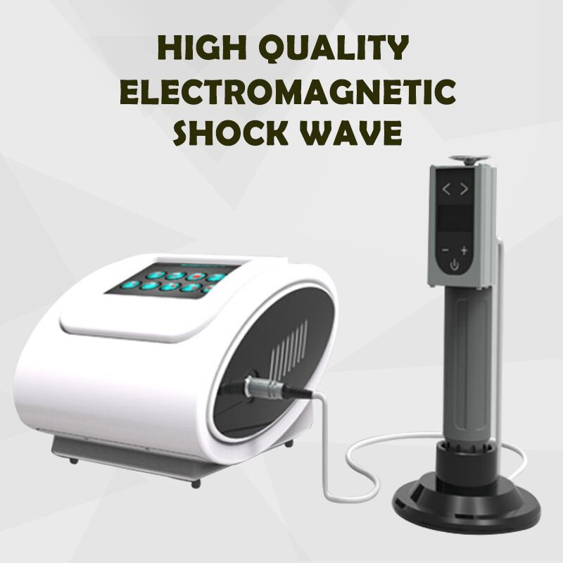 Home Use RSWT Shock Wave Machine For ED Therapy Equipment And Body Pain Therap/Home Use Acoustic Radial