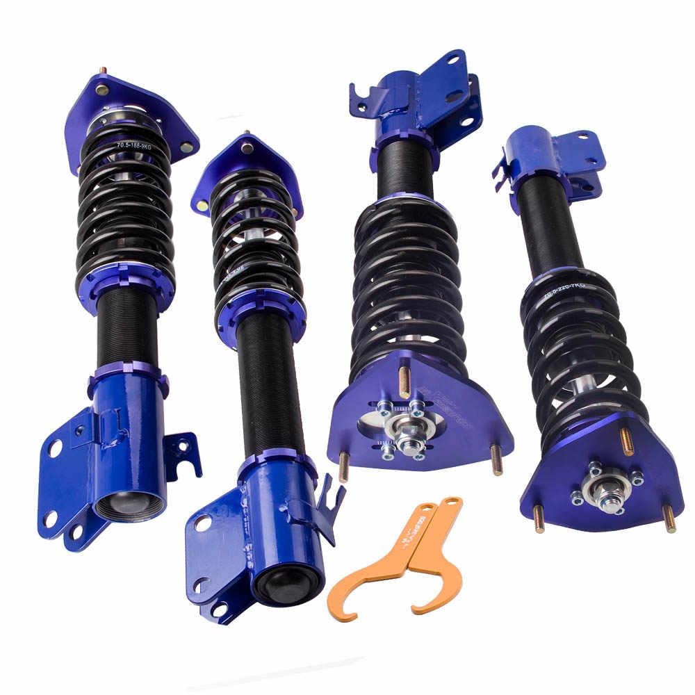 Койловеров снижение Наборы для Subaru Impreza WRX STI gdf амортизатор 2005 2006 2007 пружины
