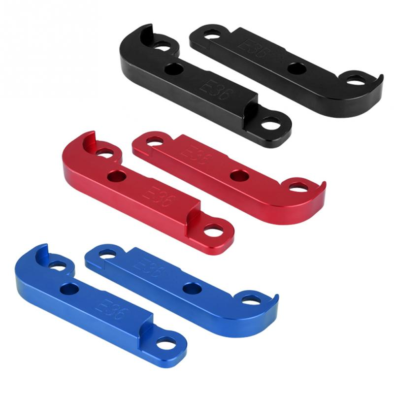 Puissance Tuning Dérive Verrouillage Adaptateur Kit L'augmentation de Turn Angle 25 pour BWM E36 Dérive Adaptateur En Aluminium Accessoires 3 Couleurs En Option