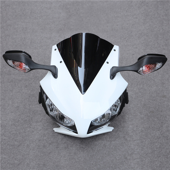 ABS Plastic Upper Cowl Fairing Combo Fit For Honda CBR1000RR 2012-2015 13-14 Motorcycle