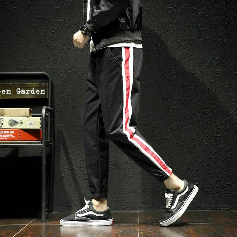 fashion trend feet cotton harem sweat Collocation movement Harlan lovers large pants Sweatpants Free shipping