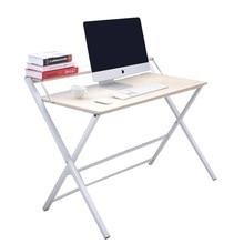 Stylish Foldable Table Multiple Colors Modern Laptop Desk