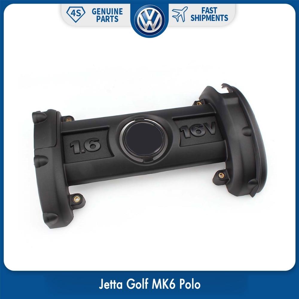 OEM Plastic TSI Engine Cover 03C 103 925 A fit for Volkswagen VW Jetta Golf MK6 Polo 2006 2007 2008 2009 2010 rambach volkswagen jetta v 1 4 tsi 122 л с