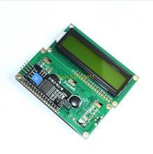 LCD1602+I2C LCD 1602 module Blue screen IIC/I2C for arduino LCD1602 Adapter plate