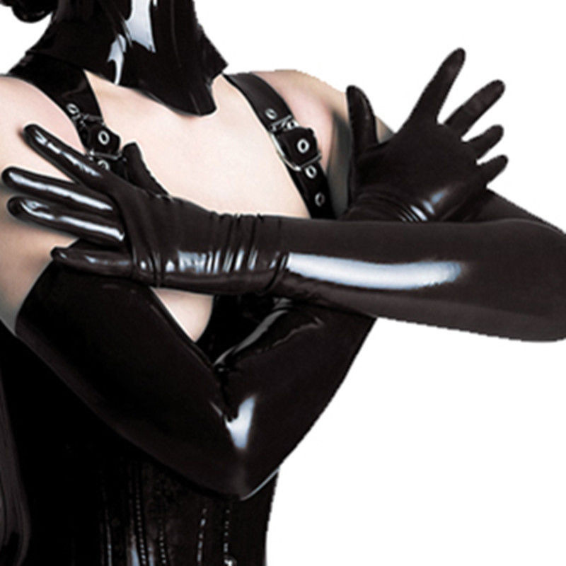 Interesting. You latex fetish gloves free 943 for