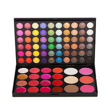 VERONNI 82 Colors Multicolor Makeup Set Eye shadow Palette Cosmetic Blush Powders Eyebrow Concealer Make Up Eyeshadow Kits empty magnetic tz large palette makeup black eyeshadow concealer blush make up maquiagem professional cosmetic makeup storage