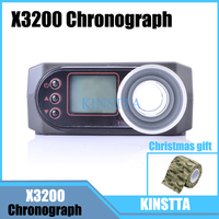 Tactical X3200 Airsoft BB Speed Tester Shooting Chronograph For Hunting Airsoft Shooting Tester