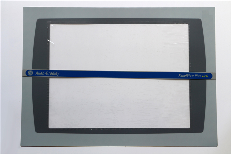ALLEN BRADLEY 2711P-T15C PANELVIEW PLUS 1500 MEMBRANE OVERLAY 2711P-T15, HAVE IN STOCK цена