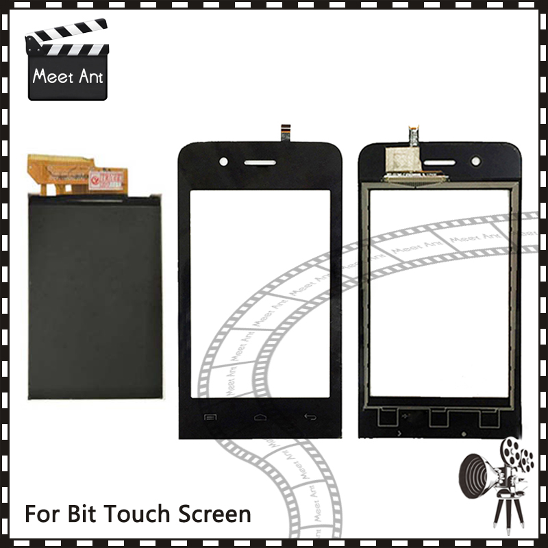 New High Quality For Explay Bit Lcd Display With Touch Screen Digitizer Sensor + Tracking Code