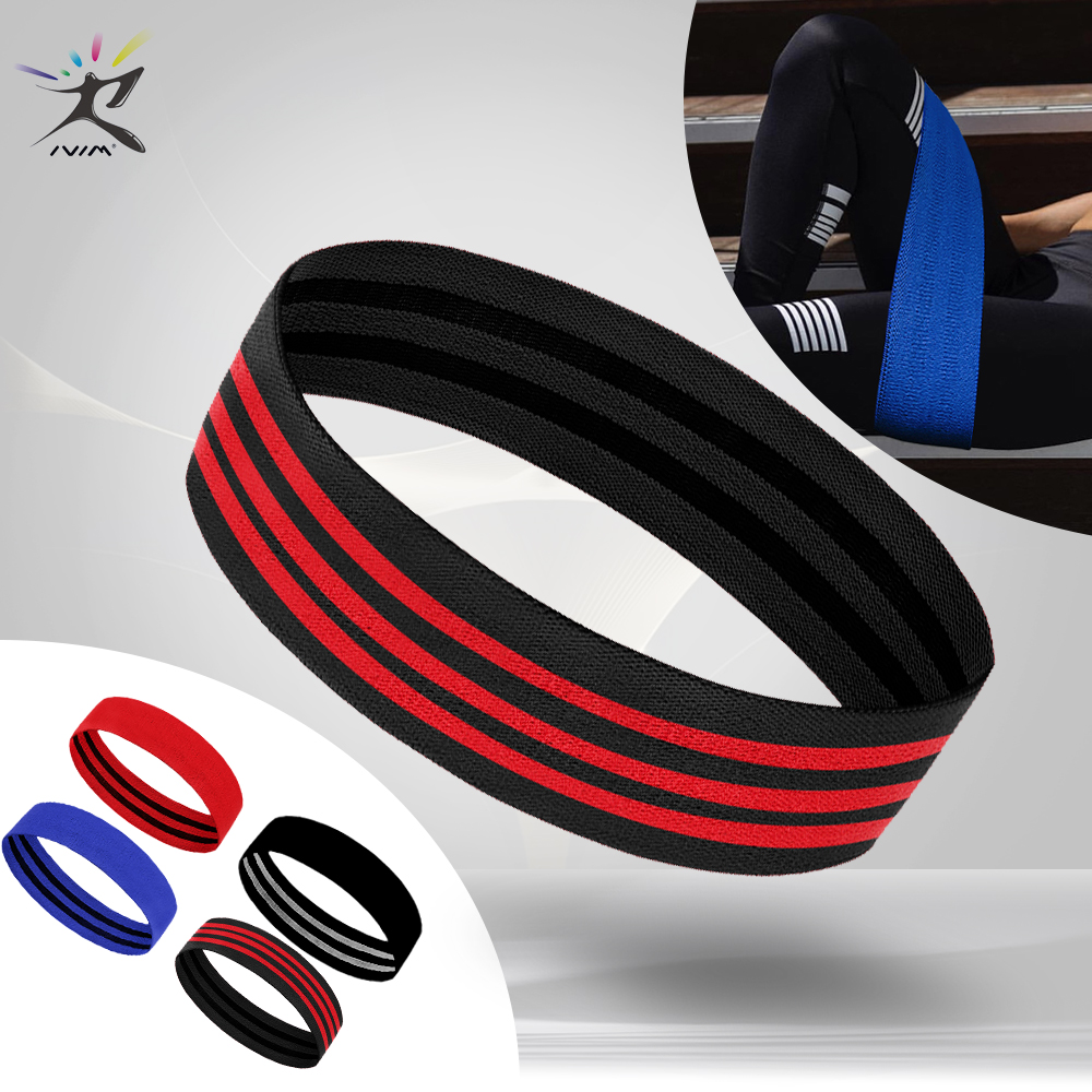 Cotton Resistance Hip Bands Loop Band Fitness Equipment
