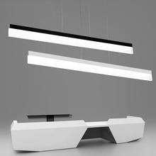 Modern Minimalism Office Led Pendant Light Dining Room hanging Lighting home Led Suspend Lamp Indoor Lighting Fixtures цены