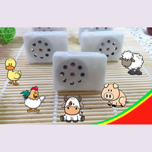 2pcs Animal sound squeeze box/electronic toy movement/DIY toy music speaker/baby
