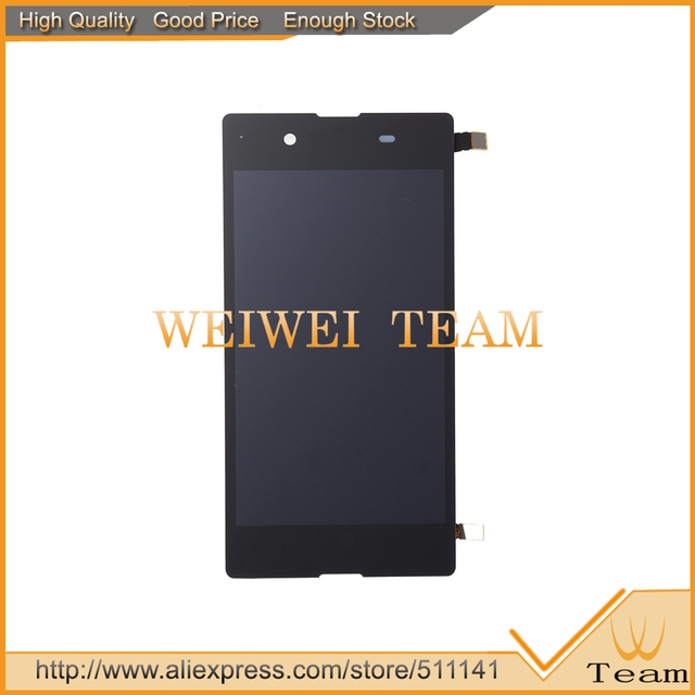 Замена Для Sony Xperia E3 D2243 D2212 D2203 D2206 Lcd Сенсорный Экран + Сенсорный Передняя Assemly