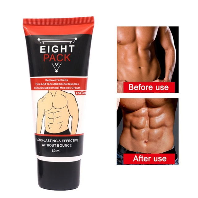 Powerful Abdominal Muscle Cream Stronger Muscle Strong Anti Cellulite Burn Fat Product Weight Loss Cream Men 60ml 4