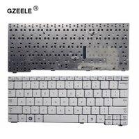 GZEELE novo Para Samsung N150 N143 N145 N148 N158 NB30 NB20 N102 N102S NP-N145 teclado do laptop versão DOS EUA branco Inglês