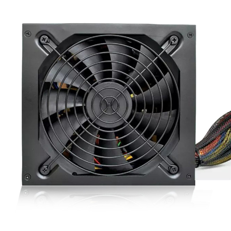6 GPU Miner Case 1600W ATX Power Supply For ETH Rig Ethereum Coin Miner 24pin 6
