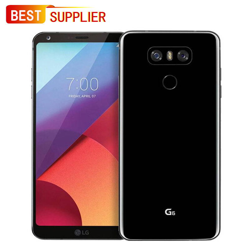 LG Snapdragon 821 Unlocked G6 VS988/H870 64gb Nfc Quad Core Fingerprint Recognition 13mp